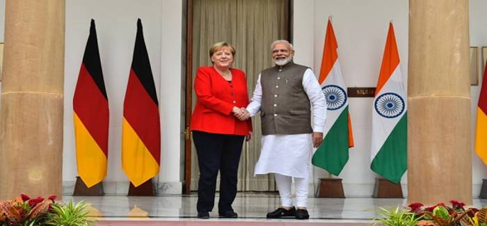 Explore India-Germany Bilateral Relations 2020