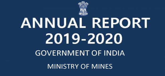 Annual Report 2019-20 | Ministry of Mines