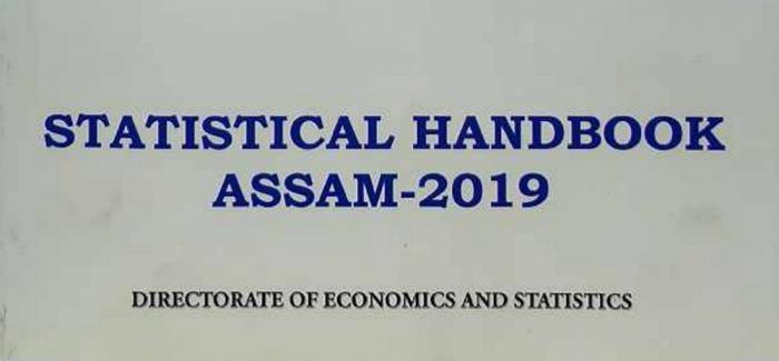 Assam Statistical Handbook 2019