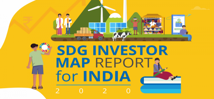 SDG Investor Map for India