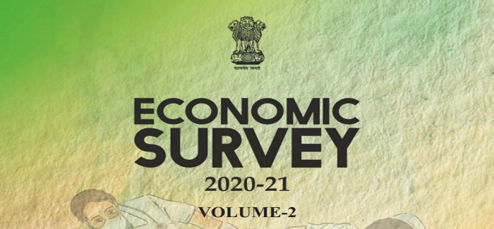 Economic Survey 2020-21: Volume 2