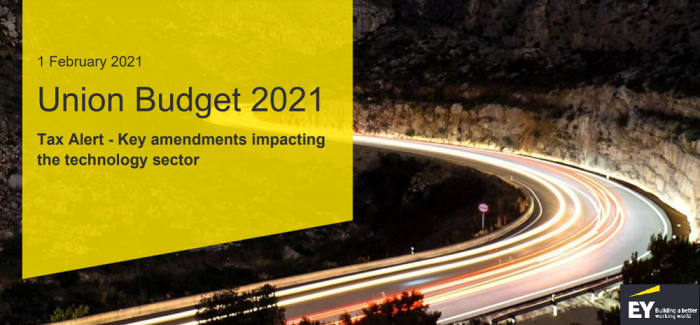 Union Budget 2021 - Key amendments impacting Technology sector