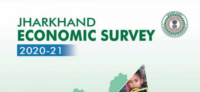 Jharkhand Economic Survey 2020-21