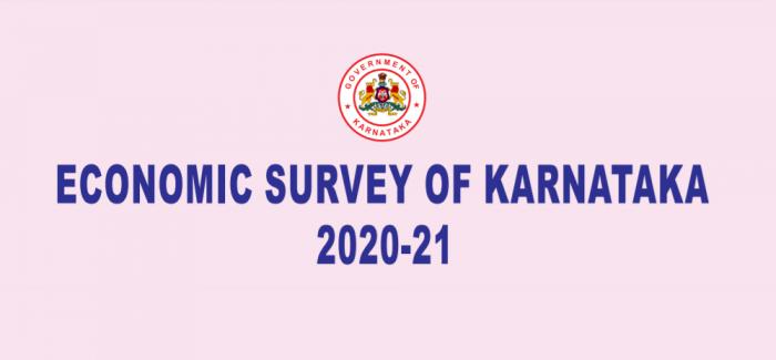 Karnataka Economic Survey 2020-21