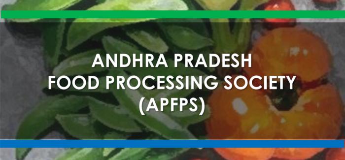 Andhra Pradesh Food Processing Society (APFPS)