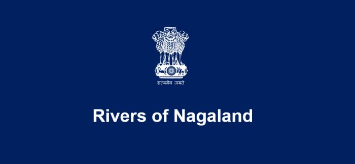 Rivers of Nagaland