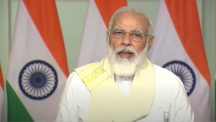 PM Modi, 첸나이와 안다만 및 카르 니코 바르 제도를 연결하는 해저 광섬유 개관