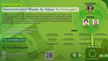 Showcasing Demonstrated Waste To Value Technologies