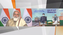PM Modi's address at the flagging off ceremony of the 100th Kisan Rail