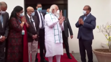 PM Modi visits Bharat Biotech facility to review COVID-19 vaccine development in Hyderabad