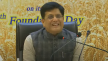 Hon'ble CIM Shri Piyush Goyal addressing the 57th Foundation Day of Food Corporation of India