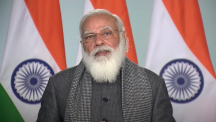 PM Modi interacts with CEOs at World Economic Forum's Davos Dialogue 2021