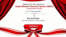 Hon'ble Home Minister Shri Amit Shah inaugurates Single window clearance system for obtaining clearances for operationalization of coal mines