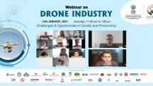 Udyog Manthan | Industry-led expert panel discussions on Drone Industry