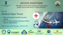 Udyog Manthan | Industry-led expert panel discussions on Medical Value Travel