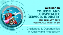 Udyog Manthan | Industry-led expert panel discussions on Tourism and Hospitality service Industry