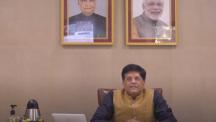 Hon'ble Shri Piyush Goyal addressing the 3rd edition of Smart Railways Conclave on 'Future of Rail Transport'