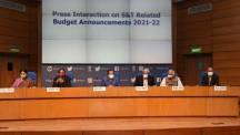 Harshvardhan Budget S & T 박사