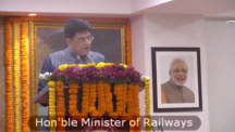 Inauguration and dedication of various rail projects in Kerala