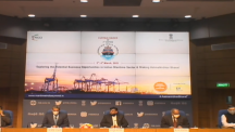 Curtain Raiser press conference on 2nd edition of Maritime India Summit-2021