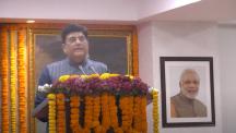 Inauguration and dedication of various rail projects in Madhya Pradesh