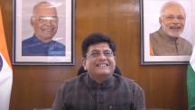 Hon'ble CIM Shri Piyush Goyal, 인도 싱가포르 CEO 포럼에서 기조 연설