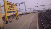 Enhancing Railway infrastructure for smoother transport in Tamil Nadu