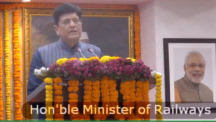 Inauguration and dedication of various rail projects in Tamil Nadu
