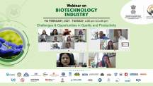 Udyog Manthan | Industry-led expert panel discussions on Biotechnology