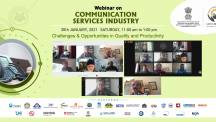 Udyog Manthan | Industry-led expert panel discussions on Communication Services