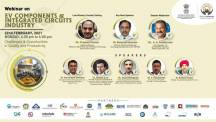 Udyog Manthan | Industry-led expert panel discussions on EV Components & Integrated Circuits