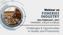 Udyog Manthan | Debates de paneles de expertos dirigidos por la industria sobre la industria pesquera