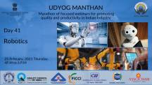 Udyog Manthan | Industry-led expert panel discussions on Robotics