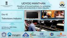 Udyog Manthan | Industry-led expert panel discussions on Television Industry