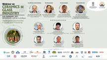 Udyog Manthan | Industry-led expert panel discussions on Ceramics and Glass Industry