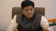 Hon'ble CIM Shri Piyush Goyal speaking at the Inauguration of the India Services Conclave 2021