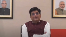 Hon'ble CIM Shri Piyush Goyal addressing Global Bio India Startup Conclave, 2021