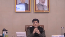 Hon'ble CIM Shri Piyush Goyal addressing the Maritime India Summit 2021