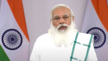 PM Modi interacts with participants of Toycathon-2021