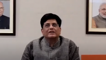 CIM Shri Piyush Goyal addressing 'Indian Industry: Globally Competitive for RE Manufacturing'