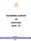 Eco Survey Haryana