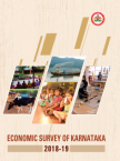 Karnataka Eco Survey 2018