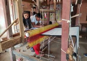 Kotpad Handloom Fabric - Kotpad, Odisha