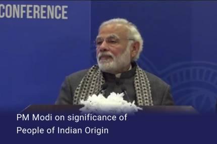 PM Modi on PIO Invetors