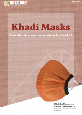 Khadi Masks: Protecting Lives and Livelihoods during Covid-19