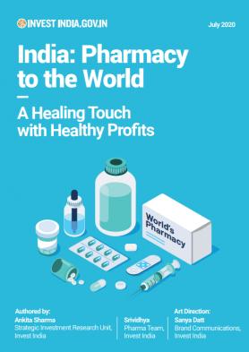 India: Pharmacy to the World