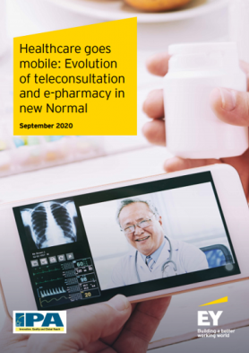 Healthcare goes mobile: Evolution of teleconsultation and e-pharmacy in new Normal