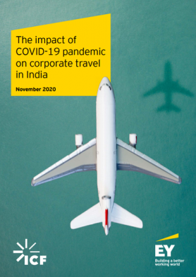 The impact of COVID-19 pandemic on corporate travel in India