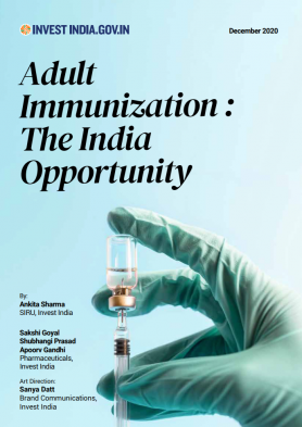 Adult Immunization: The India Opportunity