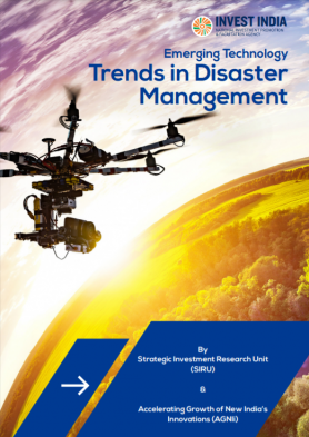 Emerging Technology Trends in Disaster Management